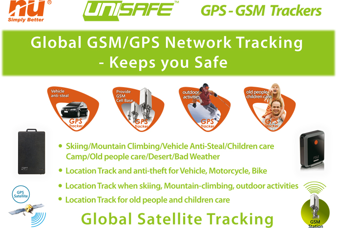 UniSafe Trackers